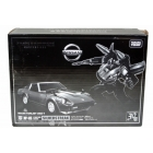 MP-18S - Masterpiece Bluestreak - Silverstreak - MIB