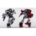 X-Transbots Master Mini - MM-VI Boost and MM-VII Hatch (Toy Version)