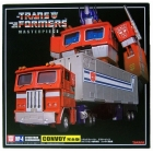 MP-04 Masterpiece Optimus Prime Perfect Edition