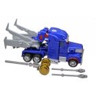 Transformers Adventure - TAV14 - Ultra Magnus - Loose - 100% Complete
