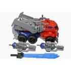 Japanese Beast Hunters - Transformers Prime - G11 Optimus Prime - Loose - 100% Complete