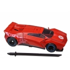 Transformers Adventure - TAV22 - Sideswipe - Loose - complete