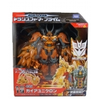 Japanese Transformers Prime - AM-19 - Gaia Unicron - MIB
