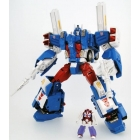 Transformers Legends Series - LG14 Ultra Magnus w/ Alpha Trion Mini Figure - MIB