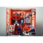 Japanese Transformers Animated - TA01 Optimus Prime