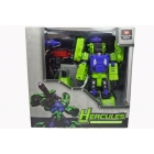 TFC Toys - Hercules - Madblender - MIB - 2nd Release