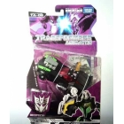 Japanese Transformers Animated - TA08 Lockdown