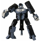 Japanese Transformers Animated - TA14 Showwave / Shockwave