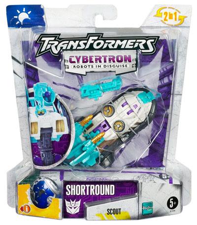 Cybertron - Shortround - MOC