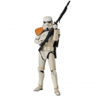 MAFEX Star Wars: Sand Trooper and Clone Trooper