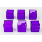 KFC - KP-15P E-Nergeon Cube - Purple Set of 6