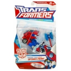 Transformers Animated - Deluxe Cybertron Mode Optimus Prime - MOSC