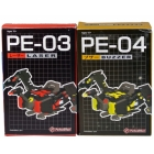 PE-03 & PE-04 - Perfect Effect - Laser & Buzzer Set - MIB