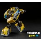 Toyworld - TW-03 BII - Loose Complete