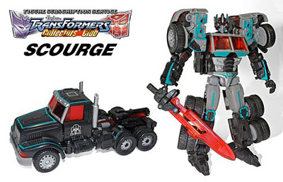 TFCC 2013 Subscription Exclusive - Scourge - MIB