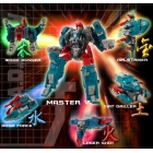 Fansproject - Function X-V - M.A.D.L.A.W  - MIB
