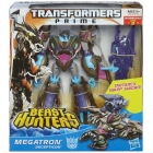 Beast Hunters - Transformers Prime - Sharkticon Megatron - MISB