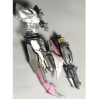 Dream Factory - Mega Arm - ROTF Megatron Cannon Arm Upgrade - PJ-01 EVIL-BLOOD BLADE Pink