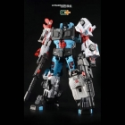 C+ Customs - THC-02J - Unite Warriors - Defensor - Add on Set