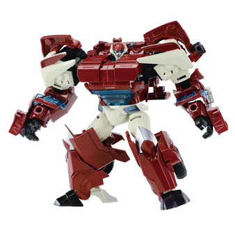 Japanese Transformers Prime - AM-17 - Swerve - Loose 100% Complete