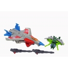 Transformers Generations 2013 - Starscream w/Waspinator -Loose 100% Complete