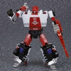 Transformers Masterpiece MP-14 Red Alert - MISB