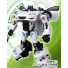 BT-08 Binaltech Jazz Meister - White Version - MIB - 100% Complete