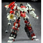 TFC Toys - Uranos - Full Set of 5 - Loose 100% Complete