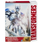 Transformers Age of Extinction - Platinum Edition Silver Knight Optimus Prime - MIB