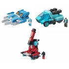 Titans Return 2017 - Deluxe Wave 4 - Set of 3