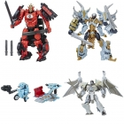 Transformers The Last Knight - Deluxe Class W2 - Set of 4