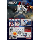 PC-17 Perfect Effect Core Magnus - Upgrade Kit for Ultra magnus