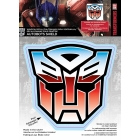 Transformers - Autobot Logo - Full Color Sticker