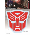 Transformers - Autobot Logo - Red Sticker