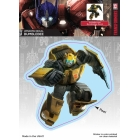 Transformers - Bumblebee - Car Window Decal