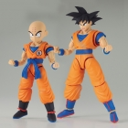 Dragon Ball Z - Figure-rise Standard - Son Goku & Krillin - DX Set