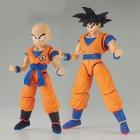 Dragon Ball Z - Figure-rise Standard - Son Goku & Krillin - DX Set