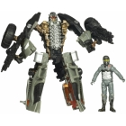 DOTM - Human Alliance - Backfire w/ Spike Witwicky - MOC