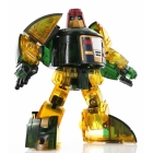 ToyWorld - TW-M07C Transparent Spaceracer