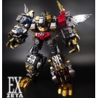 ToyWorld - Dino Combiner - Metallic Set of 5