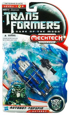 DOTM - Mechtech Autobot Topspin - MOC