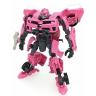 Transformers the Best Movie Reissue -  MB-EX - Laserbeak - Pink Bumblebee