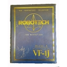 Robotech - Masterpiece Collection - Volume #1 - VF-1J Rick Hunter - MIB
