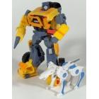 Botcon 2010 - Turbomaster w/SG Ravage - Loose Complete