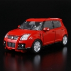 Alternity - A-03 Cliffjumper Suzuki Swift Sport - Red Pearl - Loose Complete
