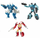 Transformers Titans Return - Deluxe Wave 6 - Set of 3