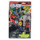 GIJoe - 1993 Battle Corps - Crimson Guard Commander - MOSC