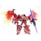 Fans Hobby - Master Builder - MB-03A - Red Dragon - Convention Exclusive LE300
