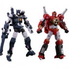 Iron Factory - IF-EX32 IF-EX33 Phecda & Mizar - Spirits of the D.E.C.