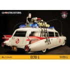 Ghostbusters -(1984) - Ecto-1 - 1:6 Scale Vehicle